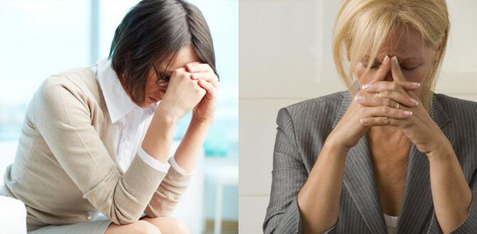 Стресс, нервное истощение