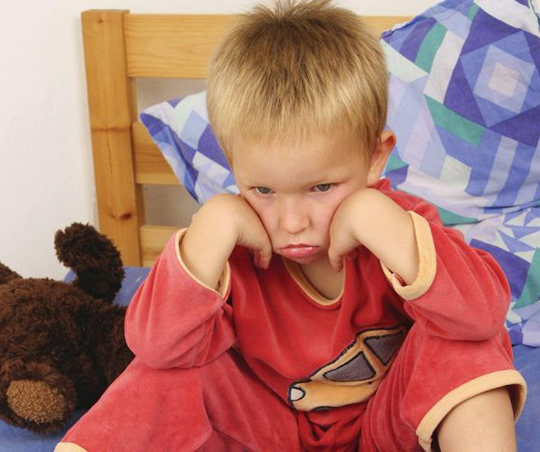 Недержание мочи ребенок
