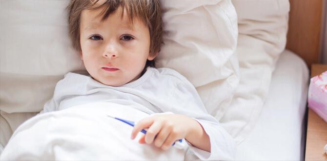 Простуда с кашлем у ребенка