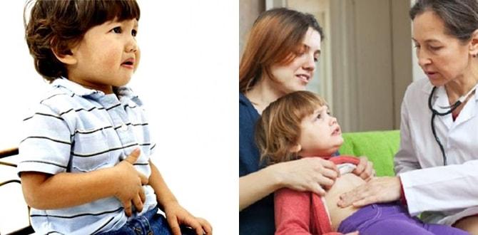 Заболевания желудка, панкреатит у детей