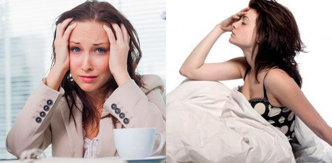 Нервозность, вялость при беременности