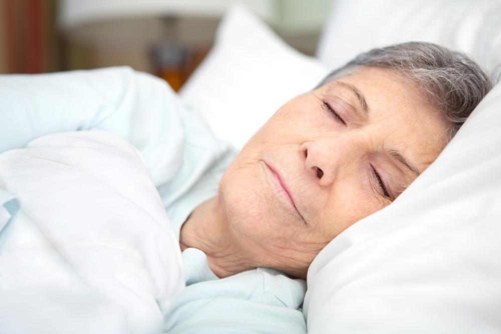 Изменения сна у пожилых людей