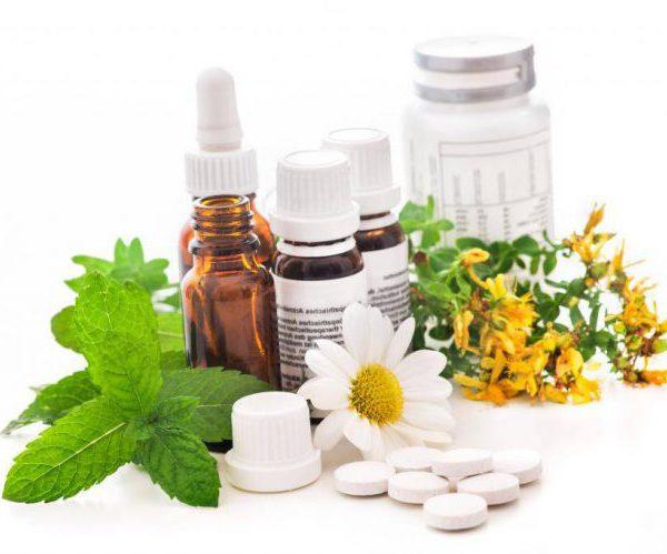 Травяные лекарства