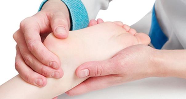 Причины и лечение пяточного фпофизита у детей