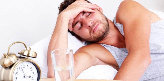 Болит головоа после алкоголя