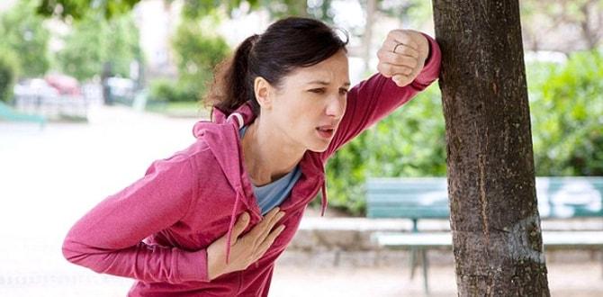 Частое сердцебиение и тошнота