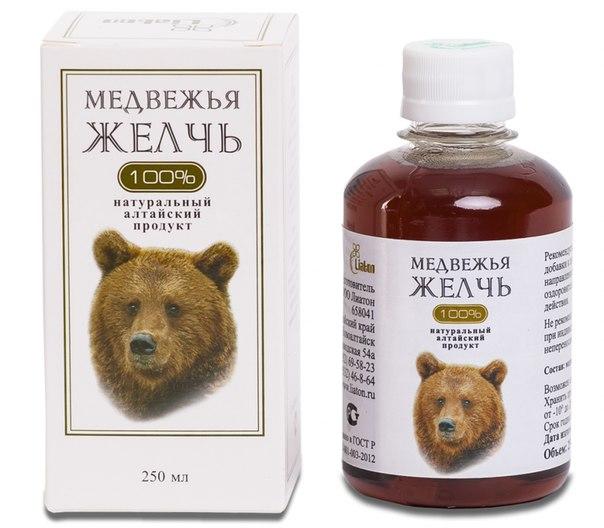 Медвежья желчь при пяточной шпоре