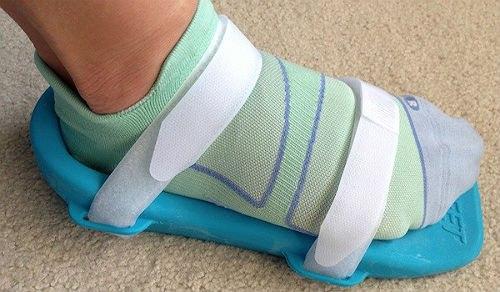 Использование ортопедической обуви