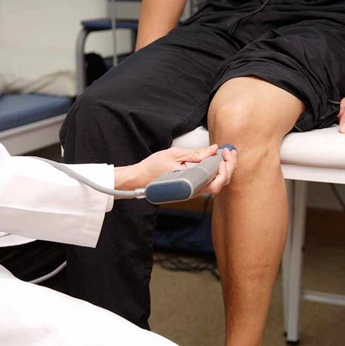 Магнитотерапия колена