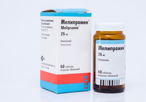 Какие таблетки помогают от энуреза у детей
