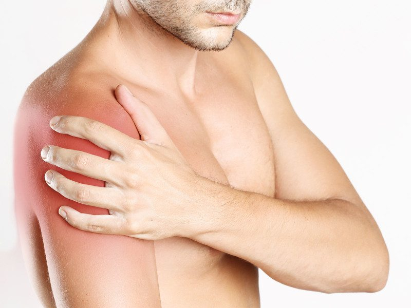 Нестабильность плечевого сустава