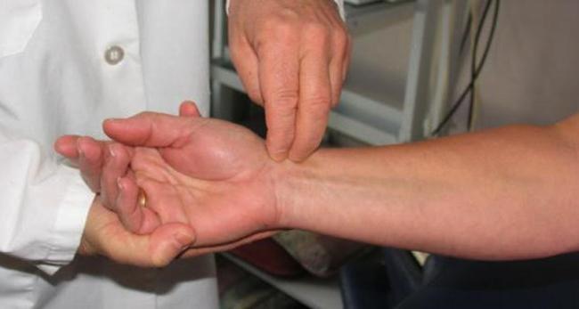 Диагностика сухожилия