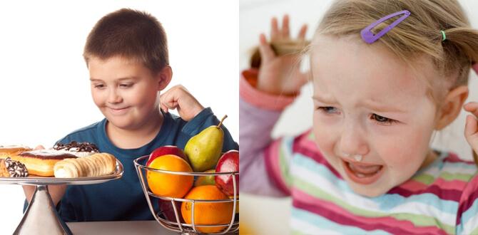 Лишний вес, возбудимая нервная система у детей