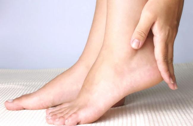 Симптомы ахиллобурсита