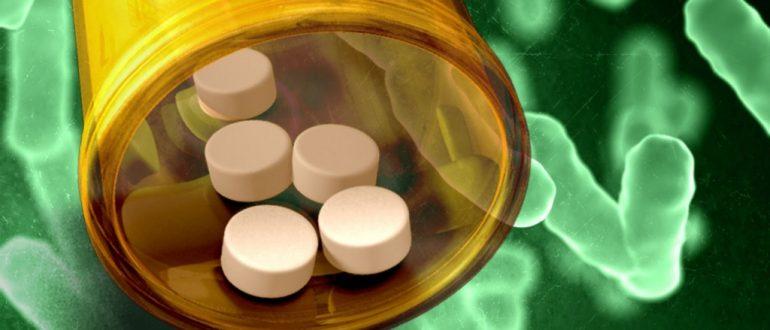 Что делать, если возникла молочница после приема антибиотиков