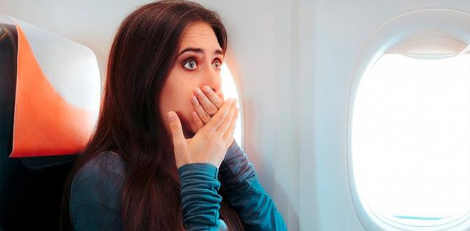 Тошнота в самолете