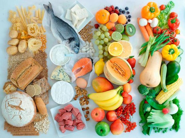 Правильное Питание как профилактика развития бурсита