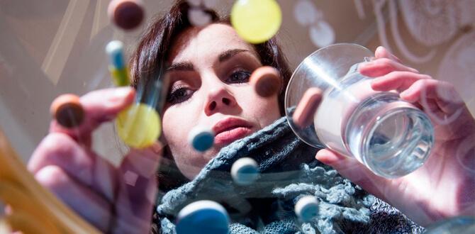 Пьет лекарства от тошноты