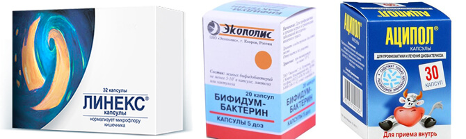Лекарства для помощи пищеварению