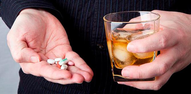 Лекарства с алкоголем