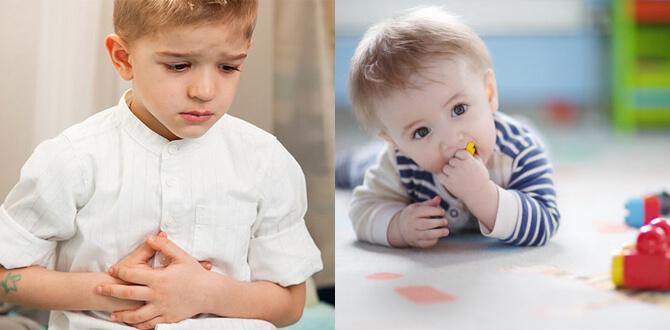 Кишечная непроходимость, инородный предмет у ребенка