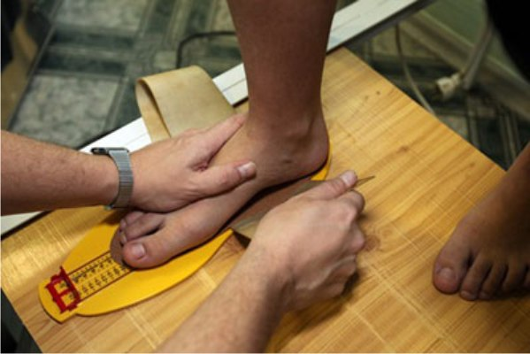Ортопедические стельки своими руками при шпоре