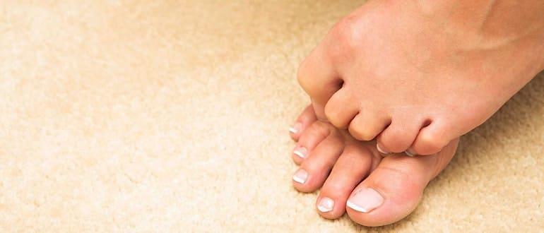 Чем опасен грибок на ногте большого пальца ноги и как избавиться от него?