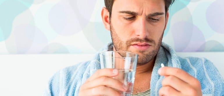 Недорогие, но эффективные таблетки для лечения молочницы у мужчин