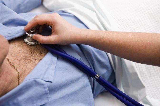 Хроническое обструктивное заболевание лёгких
