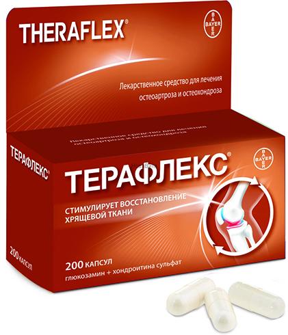 Форма выпуска терафлекса