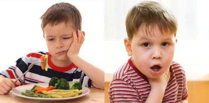Потеря аппетитка, кашель у ребенка