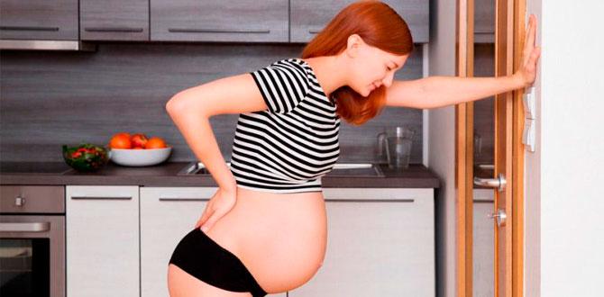 Изменение походки при беременности