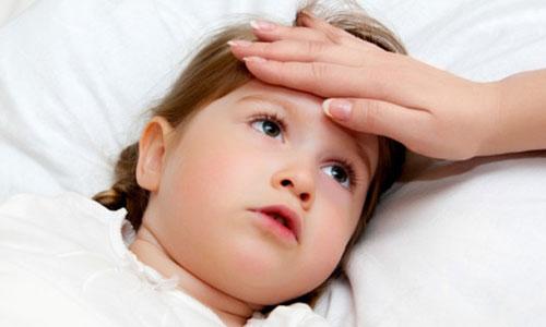 Болеющий ребенок