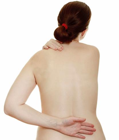Проявление остеохондроза