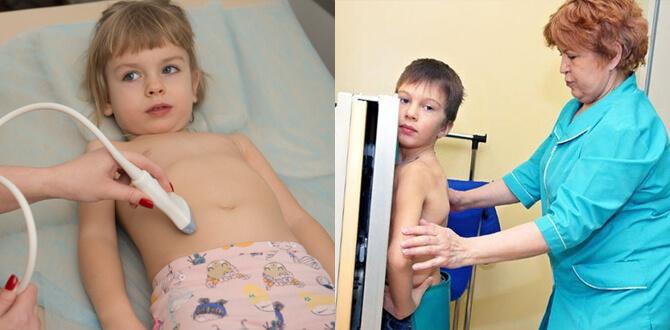 УЗИ брюшной полости, рентгенография у детей